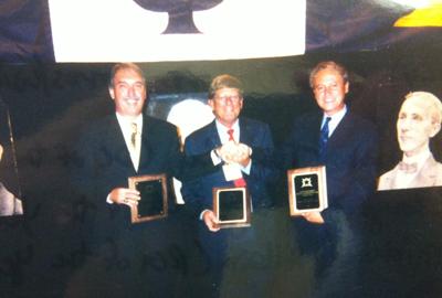 Page Image- Pi Kappa Phi award winners (2001)