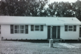 A new chapter house was constructed on Greek Hill at Northwestern State in 1968.