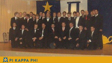 NSU Pi Kapps assists in chartering of new chapter at UT Tyler