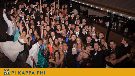 Pi Kappa Phi's Rose Ball formal returns to New Orleans
