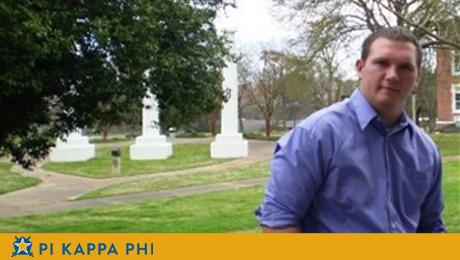 Pi Kappa Phi member elected NSU student body president