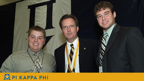 Beta Omicron ranked among top Pi Kappa Phi chapters nationally