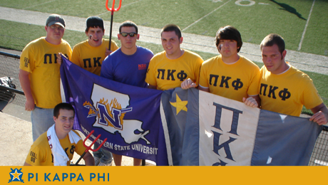 Pi Kappa Phi extending invitations to become 'Leaders By Choice'
