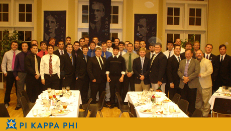 Remembering our roots- Pi Kappa Phi celebrates Founders' Day