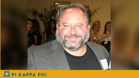 National Football Foundation honors Pi Kappa Phi alumnus