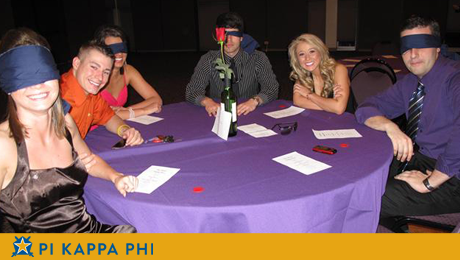 Pi Kappa Phi empathy dinner teaches NSU students valuable lessons about disabilities