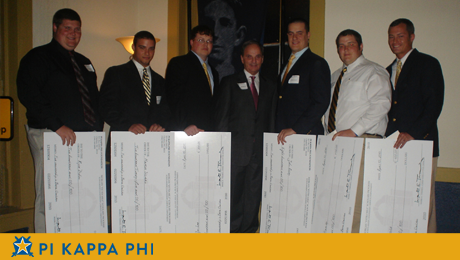 NSU Pi Kapp leaders earn thousands of dollars in scholarships (2010)