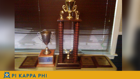 Pi Kappa Phi named top fraternity at NSU