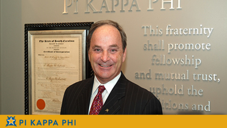 NSU alumnus named to national Pi Kapp Properties board