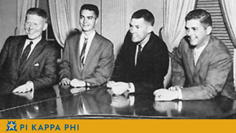 Photo collection documents 55 years of Beta Omicron Chapter history
