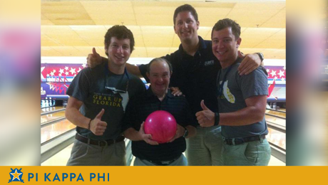 Pi Kappa Phi's Gear Up Florida team changes lives one town at a time