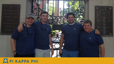 NSU students selected to Pi Kapp College, empowered to become better leaders