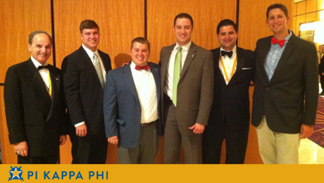 Pi Kapps convene in nation's capital for 53rd Supreme Chapter