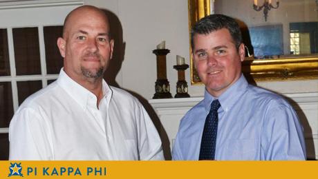 Scholarship honoring memory of Pi Kappa Phi alumnus benefits NSU business majors