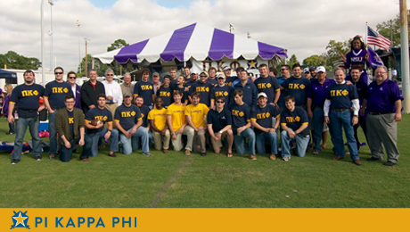NSU Homecoming reunites generations of Pi Kapps