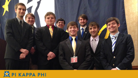 NSU Pi Kapps plan for the future at Mid Year Leadership Conference