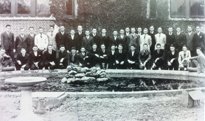 Page Image- Phi Kappa Nu Fraternity (1933)