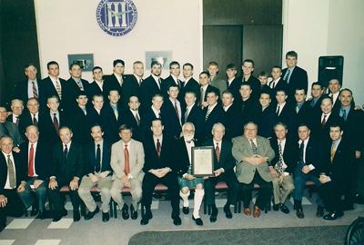 Page Image- Pi Kappa Phi Fraternity (2000)