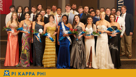 Pi Kappa Phi holds 'Miss Push America' pageant to benefit people with disabilities