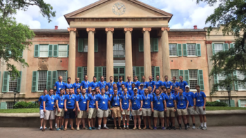 Five NSU Pi Kapps selected for highly-selective emerging leaders institute 04