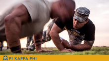 NSU Pi Kappa Phi alumnus, Air Force airman graduates elite Ranger School