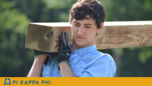 NSU student tackles construction projects for three camps serving people with disabilities 01