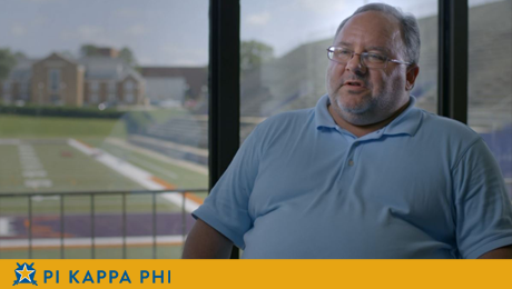 Pi Kappa Phi alumnus featured in ESPN '30 For 30' film