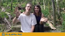 Pi Kappa Phi alumnus, wife to cycle around Taiwan to support foster care organization