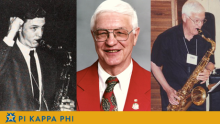 Pi Kappa Phi alumnus to be inducted into NSU Creative & Performing Arts Hall of Fame