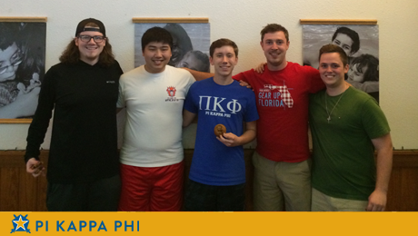 Pi Kapps provide weekend of service at Texas camp for individuals with special needs
