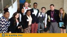 Pi Kappa Phi alumnus named NSU director of Greek Life 1