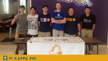 Pi Kapps, NSU students pledge to eliminate use of 'R-word' 2