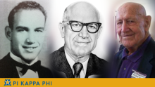 louisiana-nsu-sports-legend-walter-ledet-posthumously-initiated-into-pi-kappa-phi