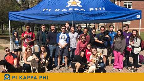 pi-kappa-phi-natchitoches-hope-for-paws-team-up-for-the-puppy-experience