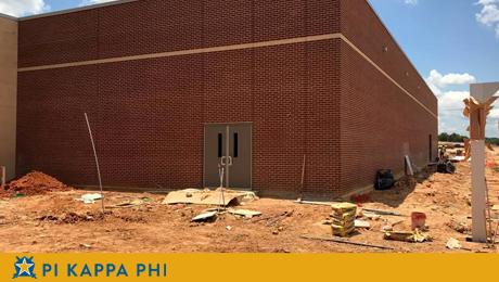 Marshall Junior High School fine arts center to be named for Pi Kappa Phi alumnus
