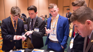 Pi Kapp College provides Beta Omicron Chapter leaders with new ideas, leadership training 3